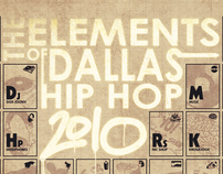The Elements of Dallas Hip Hop 2010
