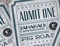 Tamarack Campground - Pig Roast