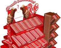 Kitkat Spectacular Display