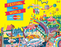 Festival of the World 2012 - Southbank Centre - London