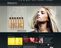 Salerm Cosmetics - Website