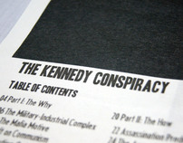 The Kennedy Conspiracy Newspaper