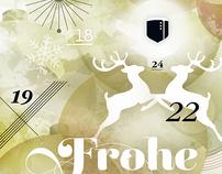 Herrenschmiede Advent calendar