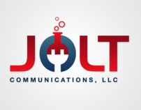 Jolt Communications Branding