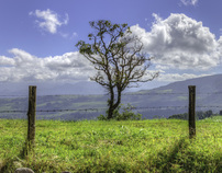 Costa Rica HDR: Turrialba