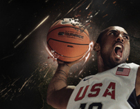 Kobe Bryant & Team USA