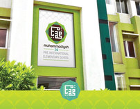 Muhammadiyah Pre International School Rebranding
