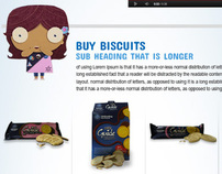 Girl Guiding New Zealand Biscuits Site 2012