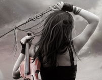 Black-hearted Violin