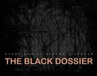 THE BLACK DOSSIER (FLIPBOOK)