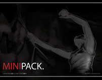 Mini Pack: Rock Climbing Equipment