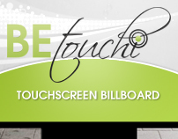 BETOUCHI touchscreen billboard