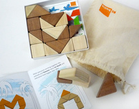 Happy Hearts Fund Re-building Blocks Toy