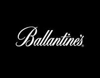 Ballantines Microsite