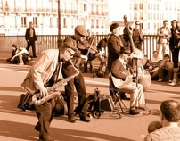 PARIS IN SEPIA PHOTOS BY KEVIN GEARY