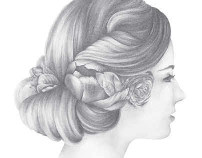 Graphite Portraits