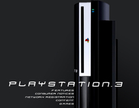 PLAYSTATION.3 Package Website