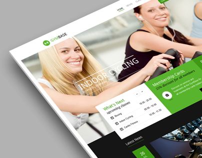 GymBase - Responsive Gym Fitness WordPress Theme
