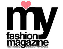 MY FASHION MAGAZINE | logo design