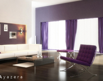 Interior spaces