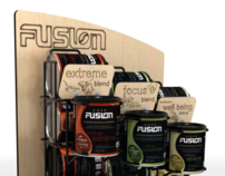 Fusion Coffee Countertop