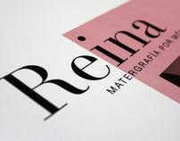 Reina // Exhibition Catalogue