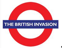 British Invasion Infographic