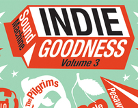 SoundMachine INDIE GOODNESS Volume 3