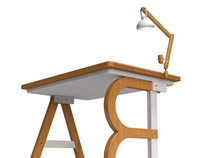Persona Type Work Desk