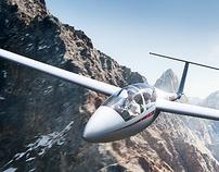 CGI glider