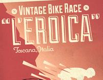 LEroica Vintage Bike Race
