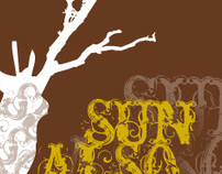 Sun Also Rises - T-shirt Design