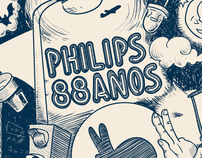 Philips Brazil 88 Years