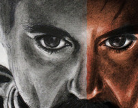 Illustration- Tony Stark/ Iron Man