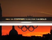 London Olympics 2012 - Foxtel Australia TV Bumper