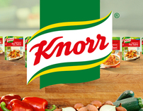 Knorr, Tip the chef