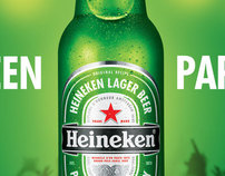 HEINEKEN GREEN PARTY
