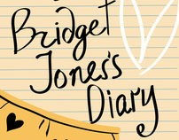 «Bridget Jones Diary». Movie poster