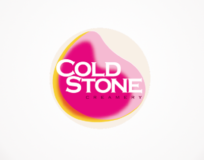 Rebranding for Cold Stone Creamery