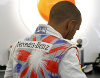 HUGO BOSS & McLaren Racesuit Design Contest