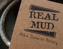 REAL MUD: Abbie Demmitt Pottery Identity