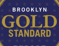 Brooklyn Brewery Gold Standard