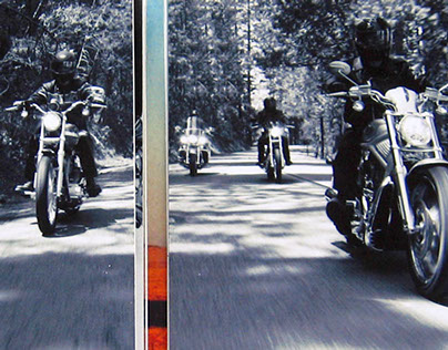 Harley Davidson RIDE CD package