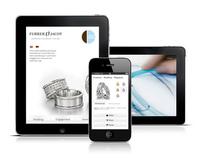 Furrer Jacot - Mobile Website