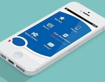 BelCompany iPhone app