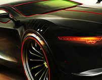 Milton Motors Concept Car