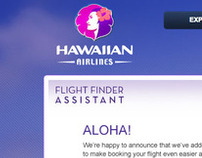 Hawaiian Airlines Flight Finder Assistant