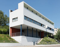 1927 Le Corbusier House, Stuttgart, Germany