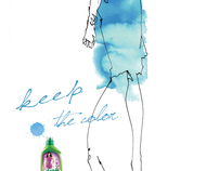 PRINT - P&G, Dreft, Watercolors