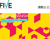 Five Magazine. Architecture / Design